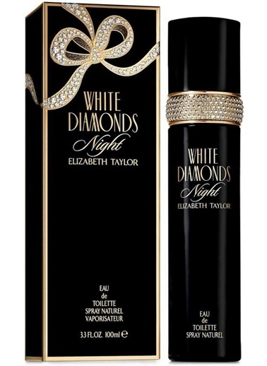 Elizabeth Elizabeth Taylor White Diamonds Night EDT 100 ml Kadın Parfüm Renksiz